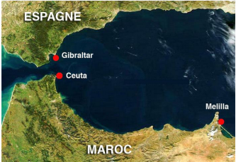 Ceuta and Melilla