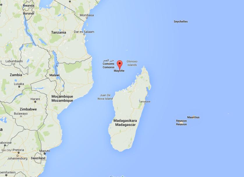 Mayotte the colonial paradox florafranca
